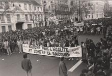 Marche pour l'égalité...30 ans